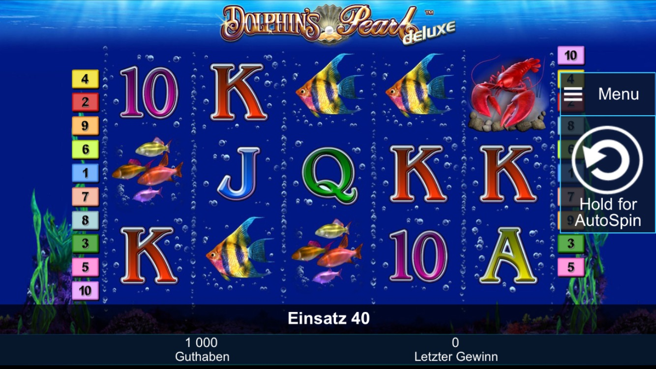 Dolphins Pearl Casino Games